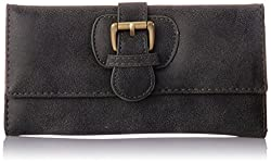 Lino Perros Women's Wallet (Black)