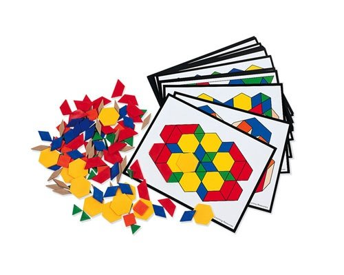Pattern Block Cards   Patterns Gallery