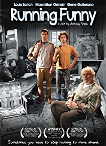 Running Funny - DVD
