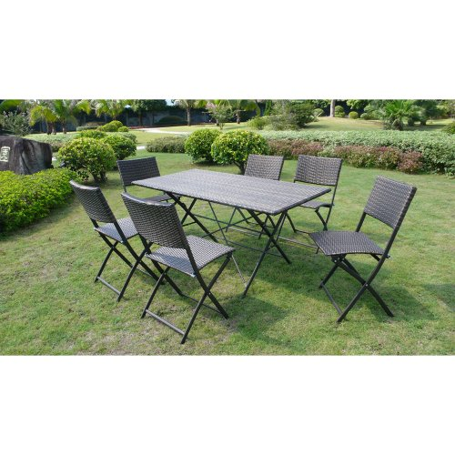 Buying rattan wicker garden furniture home and garden wisdom for Difference between rattan and wicker furniture