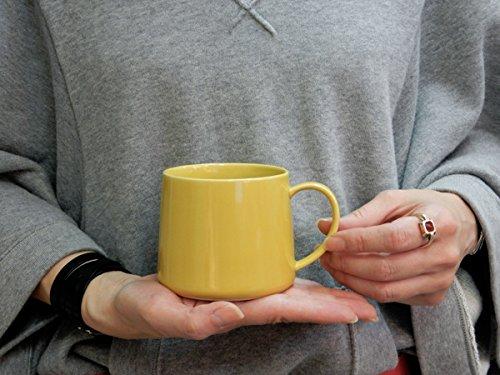 ドー マグカップ スリム イエロー Do mug cup CLASKA