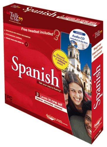 Talk To Me Spanish 7 +Audio CD (PC)