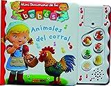 Animales Del Corral. Mini Diccionario De Los Bebés. Sonoros (Mini Diccionarios Bebes Sonoros)