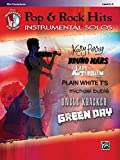 Today's Pop & Rock Hits Instrumental Solos: Alto Sax (Book & CD) (Alfred's Instrumental Play-Along)
