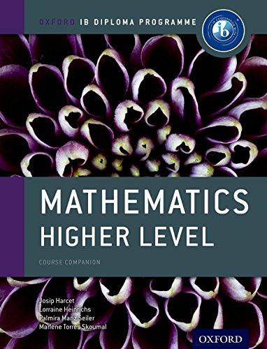 Ib course book: higher level maths. Con espansione online. Per le Scuole superiori (Ib Course Companions)
