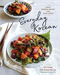 Book Cover: Everyday Korean: Fresh, Modern Recipes for Home Cooks