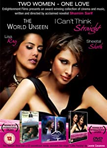 "Cover of ""Can't Think Straight + World Un..."