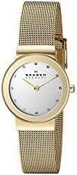 Skagen Analog Multi-Colour Dial Womens Watch 358SGGD