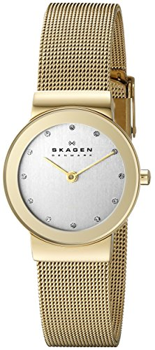 Skagen Slimline 358SGGD- Orologio da donna