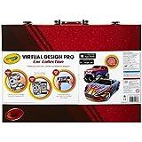 2 X Crayola Virtual Design Pro-Cars Set