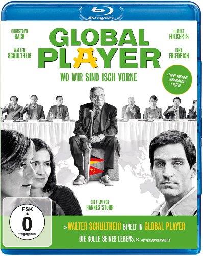 Global Player - Wo wir sind isch vorne [Blu-ray]