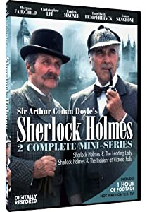 Sherlock Holmes - TV Miniseries Collection