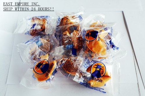 Fortune Cookies, Individually Wrapped 60pcs--buy 3 Orders GET 4th Free--ship Within 24hrs!