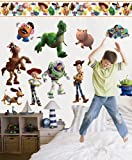 Disney Toy Story 3 Room Makeover Wall Decal Kit