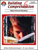img - for Building Comprehension (High/Low) - Grade 6: High-Interest Reading book / textbook / text book