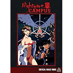 Nightmare Campus: DVD Collection