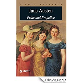 Pride and Prejudice (Giunti classics)