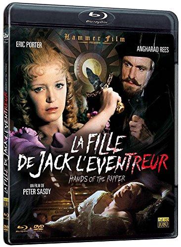 La Fille de Jack l'Eventreur - Combo Blu-ray+ DVD - Édition Limitée