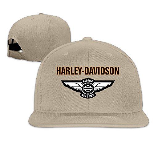 k-fly2-adjustable-harley-davidson-logo-baseball-caps-hat-unisex-natural