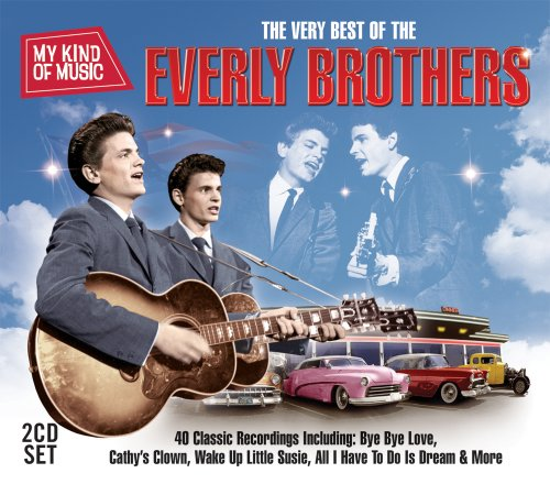 Everly Brothers - Get Lucky - Zortam Music