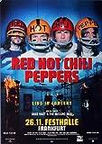 Poster - Red Hot Chili Peppers - Stadium Arcadium 2006 - Konzert Plakat / Poster von Red Hot Chili Peppers