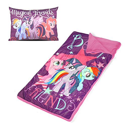 Hasbro My Little Pony Sleepover Pillow Set