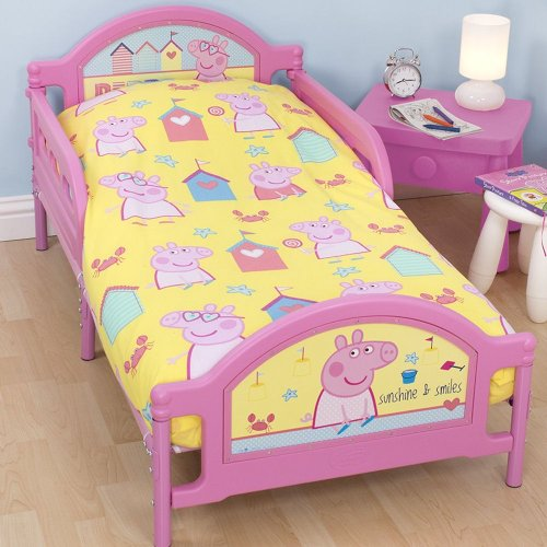 Bed Border 420 cm Design: Owl Ecru // Blue Cot Bumper Corner Protector Baby Cot Bumper Head Protector for Crib