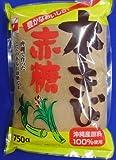 本きび赤糖 沖縄産原料100% 750g