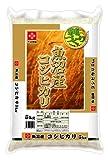 【精米】新潟県魚沼産 白米 こしひかり5kg『平成22年度産 新米』