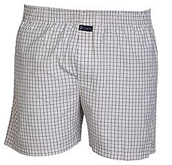 Careus Men's Cotton Boxers (Pack of 1)(1015_Multi-coloured_Large)