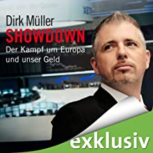 Showdown: Der Kampf um Europa und unser Geld Hörbuch von Dirk Müller Gesprochen von: Martin Hecht