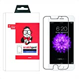 Scratchgard Tempered Glass Screen Protector for Apple iPhone 6 / 6s