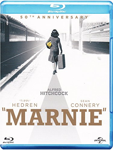 Marnie (50° anniversario) [Blu-ray] [IT Import]