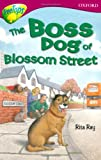 Oxford Reading Tree: Stage 10: TreeTops Stories: Boss Dog of Blossom Street