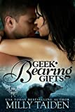 Geek Bearing Gifts (BBW Paranormal Shape Shifter Romance): A BBW in search of love + A sexy shifter who secretly loved her = Smokin Roaring Romance (Paranormal Dating Agency Book 2)