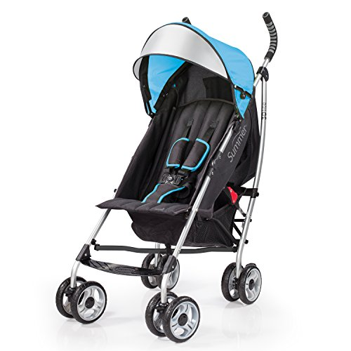 Purchase Summer Infant 2015 3D Lite Convenience Stroller, Caribbean Blue