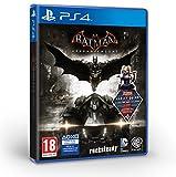 Console PlayStation 4 - jet black + Batman Arkham Knight + Comics - pack exclusif Amazon