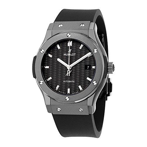 hublot-classic-fusion-automatic-black-carbon-fiber-dial-black-rubber-mens-watch-542cm1771rx