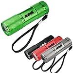 Jazooli Super Bright 9 LED Mini Torch...