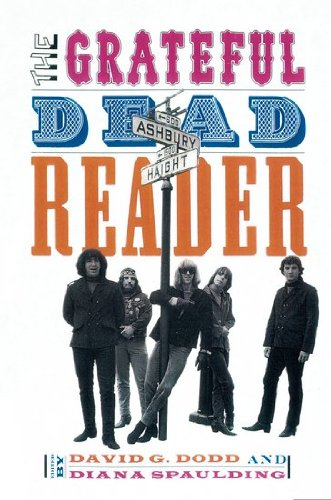 David Dodd The Grateful Dead Reader