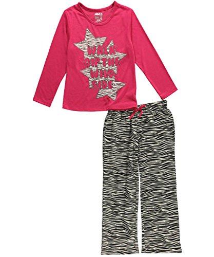 Girls Pajamas Size 12