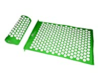 ProSource Acupressure Set, Mat and Pillow Neck/Back Massage from ProSource