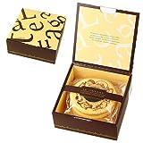 ロイヤルガストロ 猫 の バウムクーヘン 1個入り ギフト箱 (茶色(ブラウン)の箱希望)