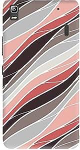 Meetarts Lenovo _D924 Mobile Case for Lenovo K3 Note (Multicolor)