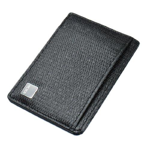 トゥミ TUMI MONACO カードケース&マネークリップ MONEY CLIP CARD CASE BLACK FXTバリスティックナイロン ブラック 18251D