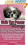 Shih Tzu Puppy Training: The Ultimate...