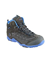 Hi-Tec Little Boys' Suede Penrith Mid Wp Waterproof Hiking Boots