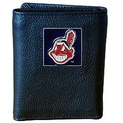 MLB Cleveland Indians Tri-fold Wallet