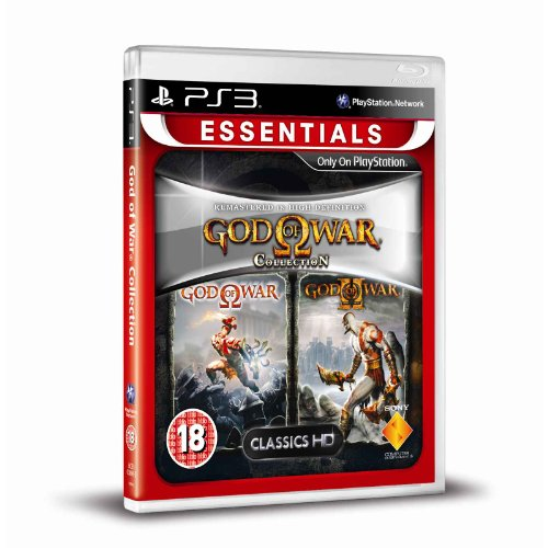 God of War : Collection (PS3) [Edizione: Regno Unito]
