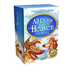 All Dogs Go To Heaven: The Complete Series with Bonus Movie: An All Dogs Christmas Tale